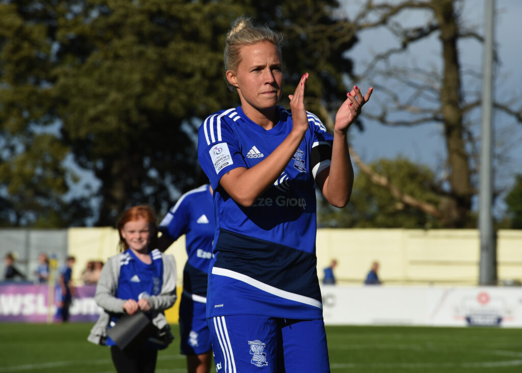 Former Birmingham City midfielder could feature as 1. FC Koln look to silence She-Wolves