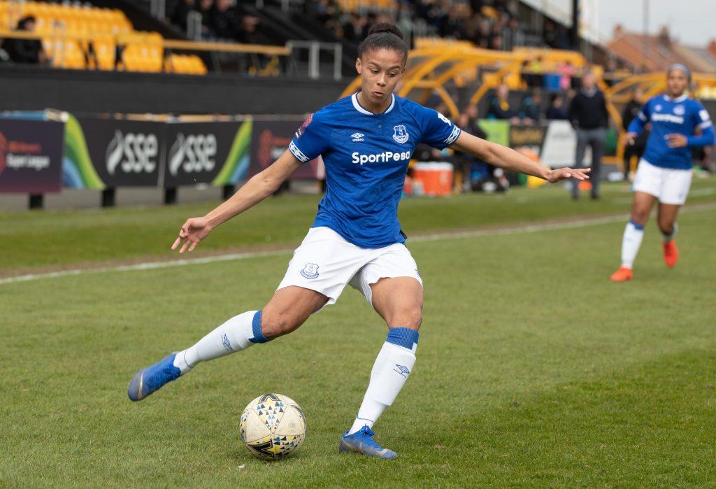 Former Everton attacker Boye-Hlorkah joins Aston Villa