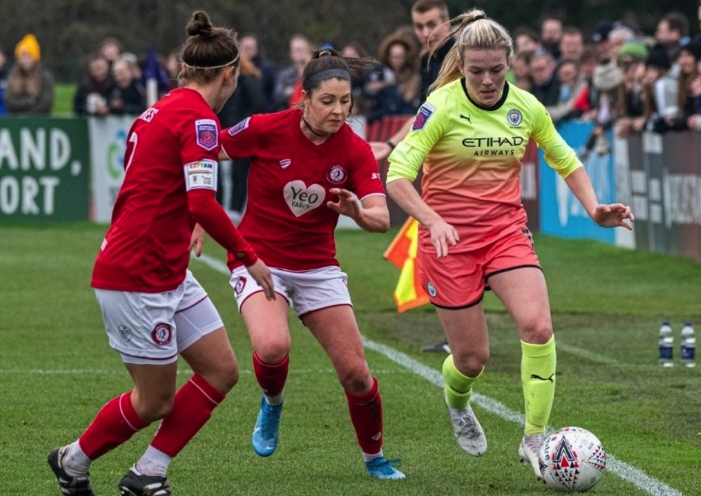 Youngster Hemp Crowned Manchester City Women Osc Player Of The Season Fawsl Full Time