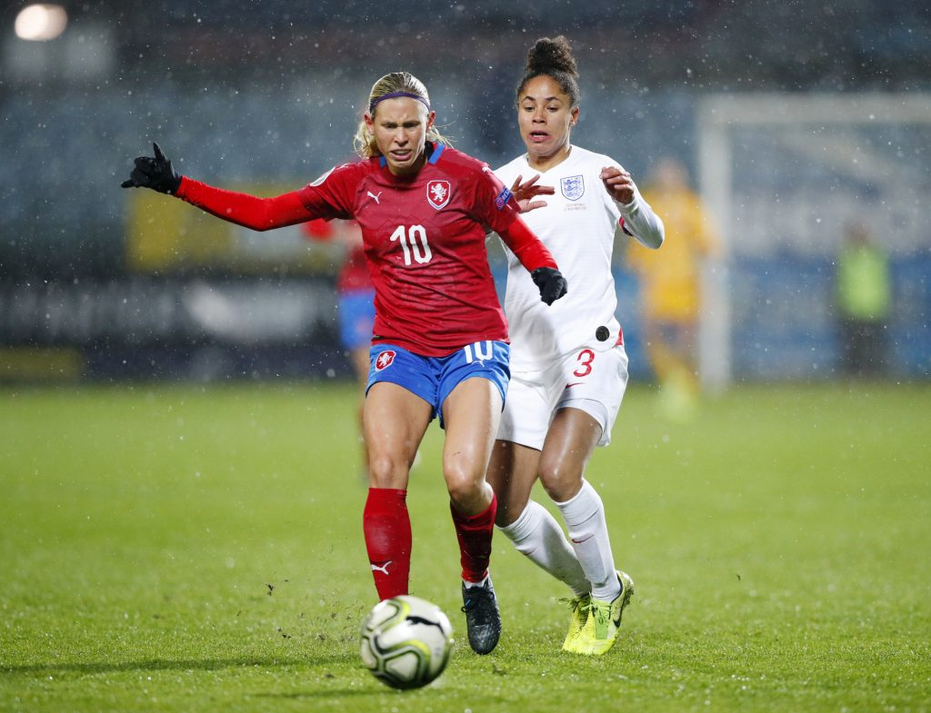 West Ham United's Svitkova on target for Czech Republic again but EURO hopes are ended