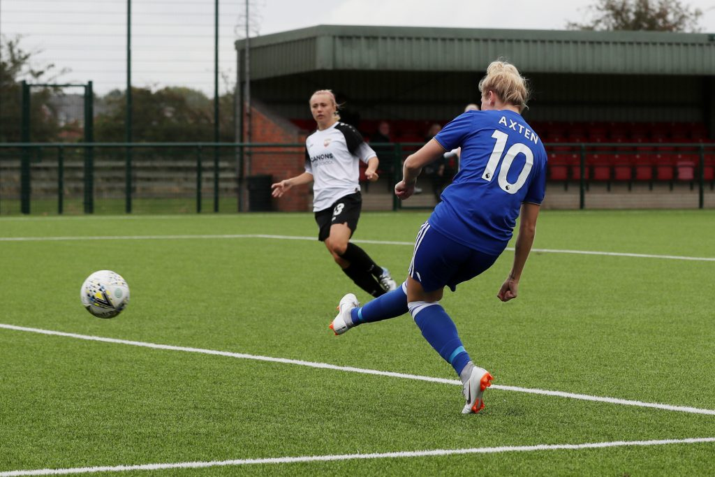 Former Leicester City and Coventry United forward nets first Forest goal in East Midlands derby