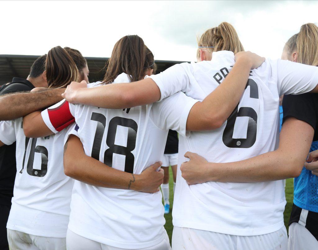 London City Lionesses unveil co-captains ahead of new season