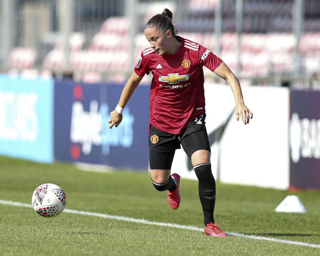 Manchester United full-back collects sixth cap as Spain thrash Moldova