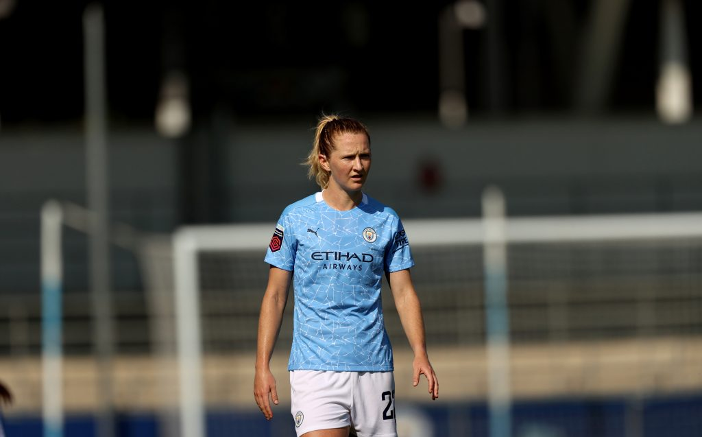 United States confirm that Manchester City midfielder will miss SheBelieves Cup