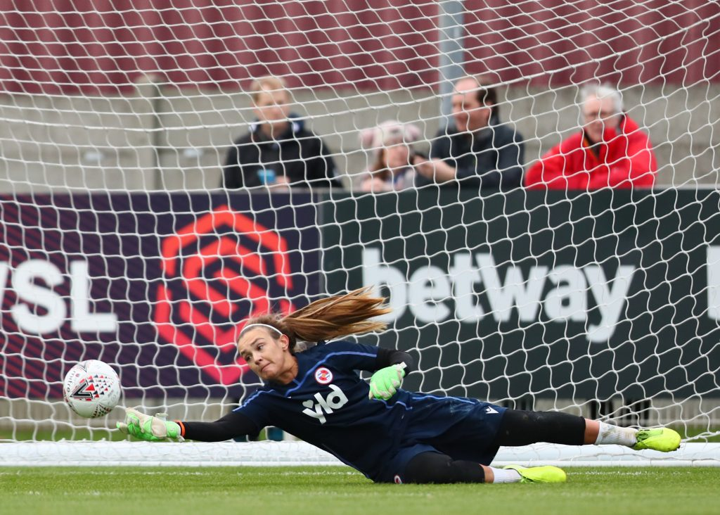 Reading's Grace Moloney on using lockdown to take Republic of Ireland's number one spot