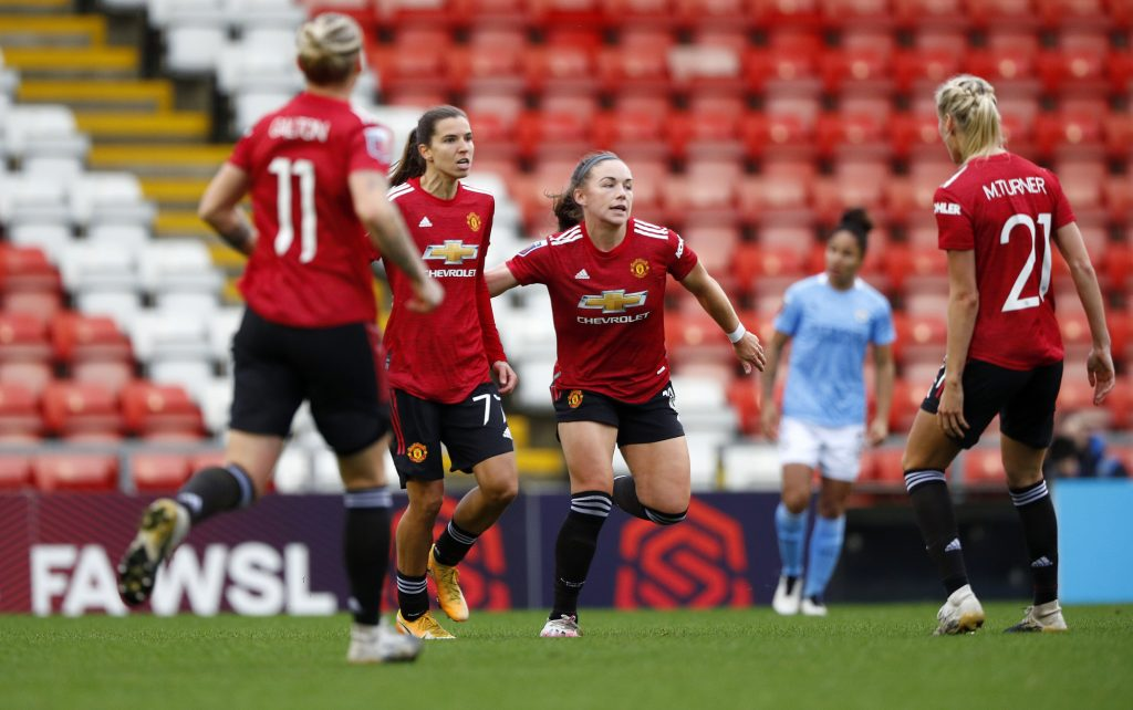 Manchester United games important to Heath's Olympic hopes says United States head coach