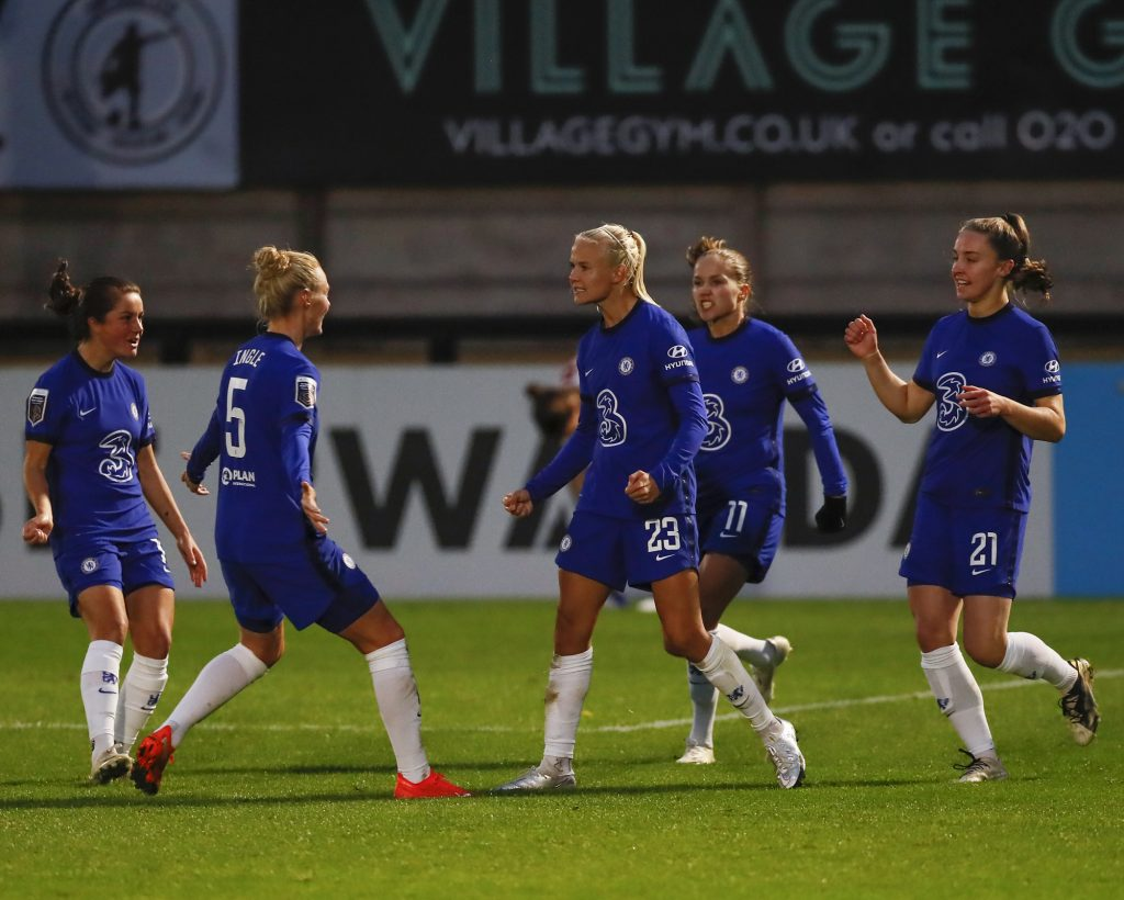 Chelsea forward Harder becomes Denmark's joint-record goalscorer with goal against Wales