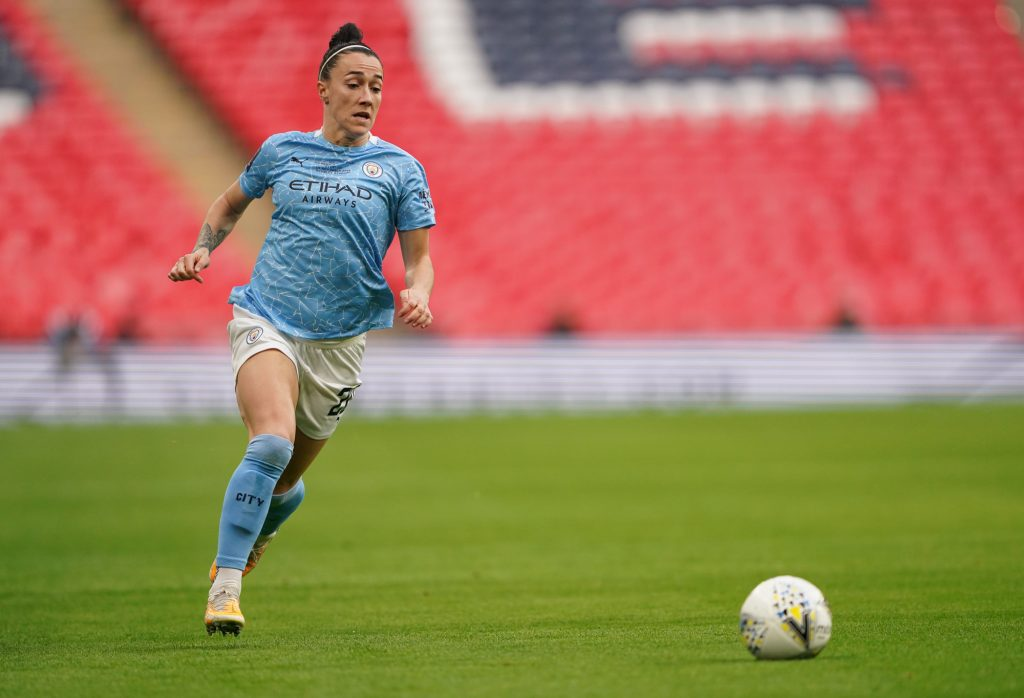Manchester City defender Bronze crowned The Best FIFA Women's Player 2020