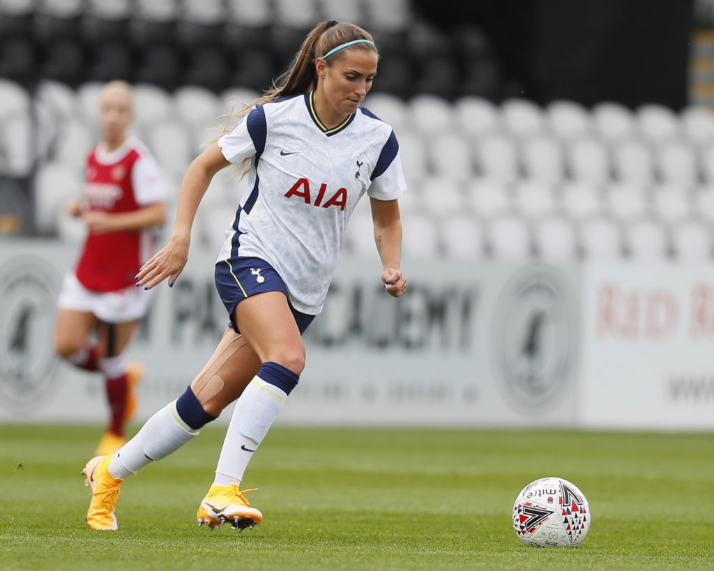 Tottenham Hotspur defender Zadorsky planning extended stay in the FAWSL