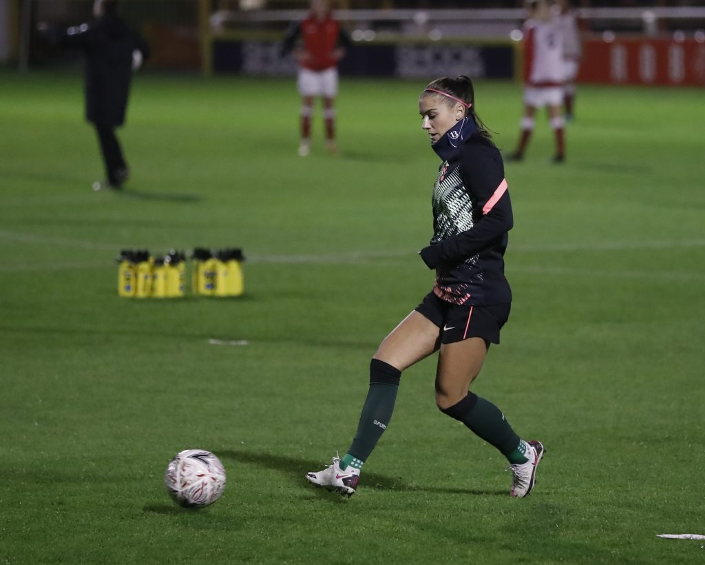 Morgan's Spurs move highlighted her commitment to the US national team – Andonovski