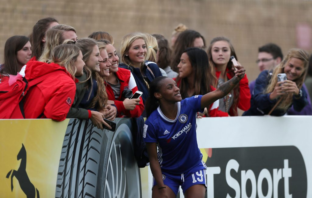 'My time at Chelsea was so special' – United States ace Dunn reflects fondly on spell in FAWSL