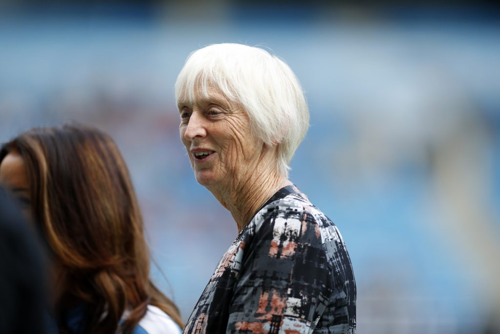 Riise's Olympic experience a key factor in GB appointment says Baroness Sue Campbell