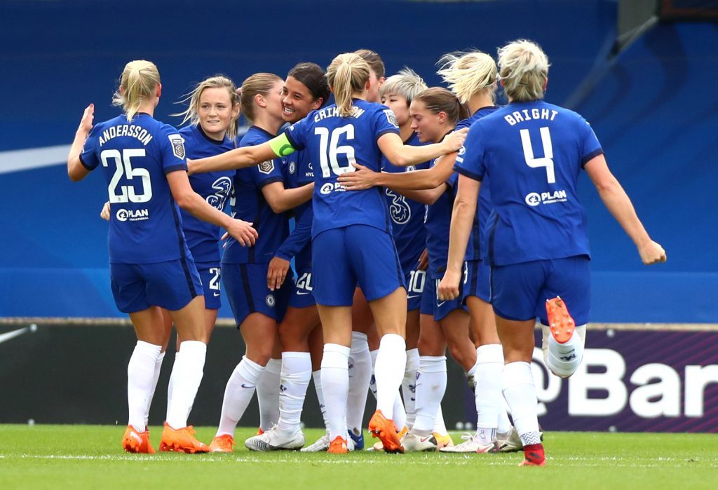 STATS: Chelsea v VfL Wolfsburg – In Numbers