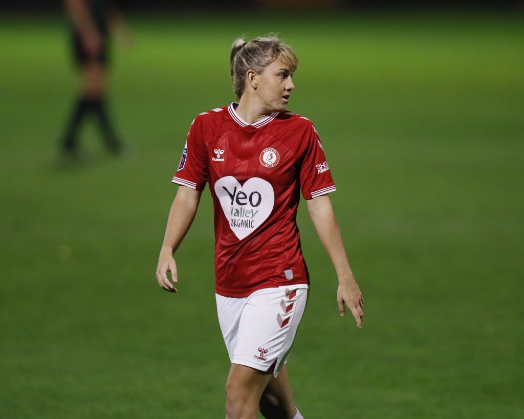 'Let's do it for Jas' – Bristol City's Evans wants Conti Cup glory for injured teammate Matthews