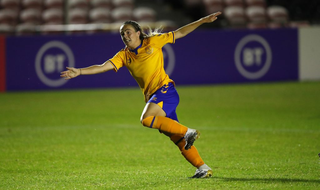 Shiels calls for more FAWSL opportunities for Northern Irish players