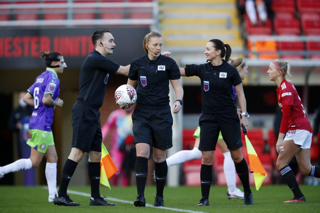 FAWSL and FAWC officials to transfer to PGMOL from next season