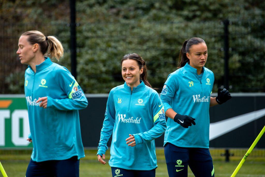 Everton's Raso happy to replicate full-back role for Australian national team