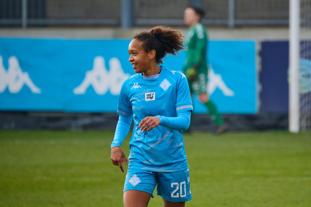 London City Lionesses forward Primus signs new deal