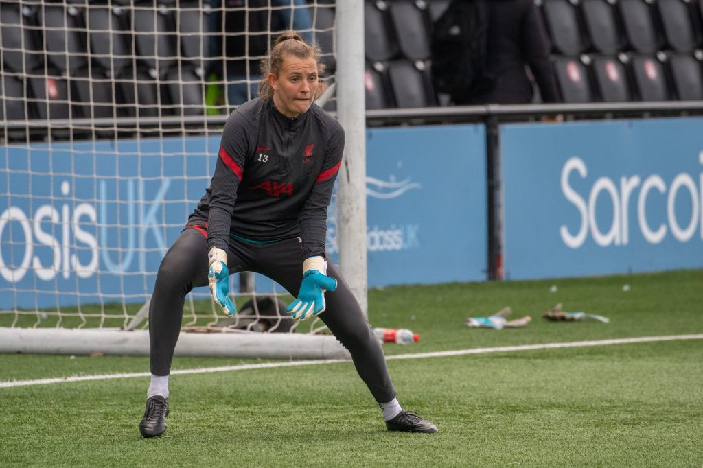 Uncapped Liverpool keeper Foster again called into Canadian squad