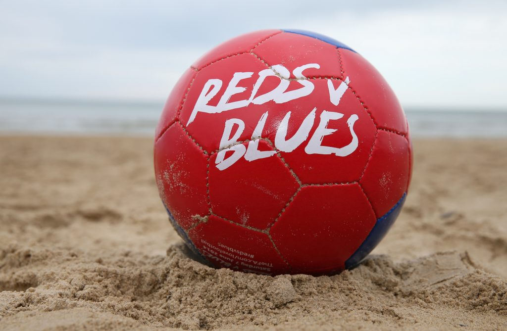 It's Coming Home: Watford defender and Lewes favourite help England to beach soccer glory