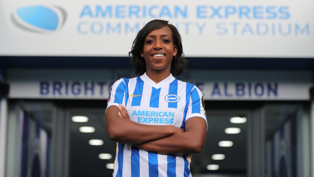 Brighton & Hove Albion complete the signing of Reading forward Carter
