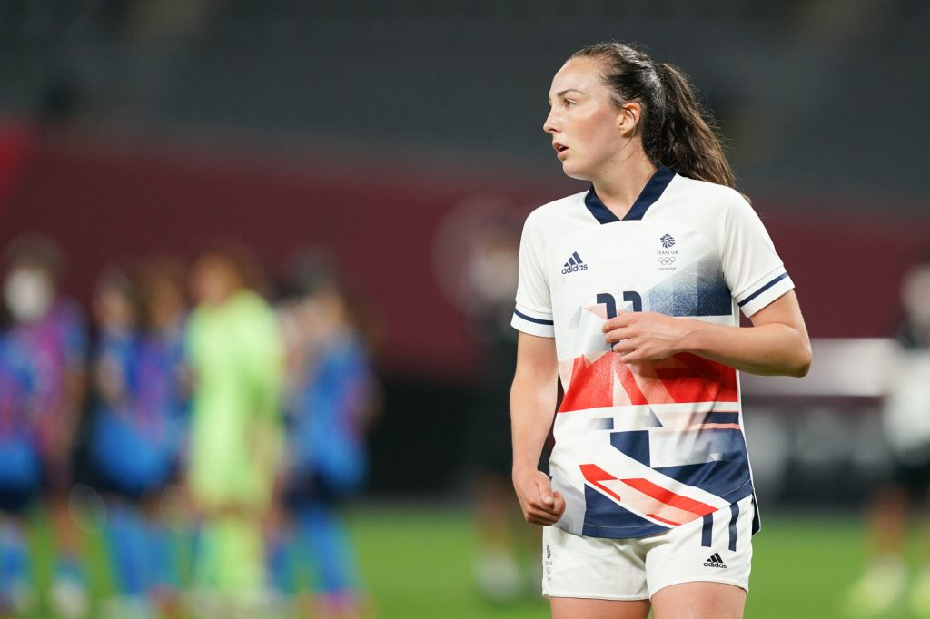 Defensive errors result in Team GB's Olympic hopes being ended by Matildas