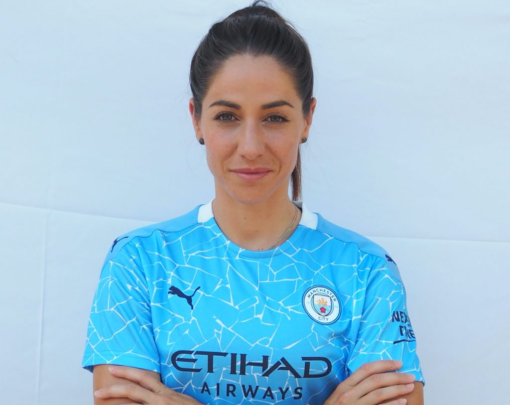 New Manchester City signing Losada ready to test herself in the 'toughest league' again