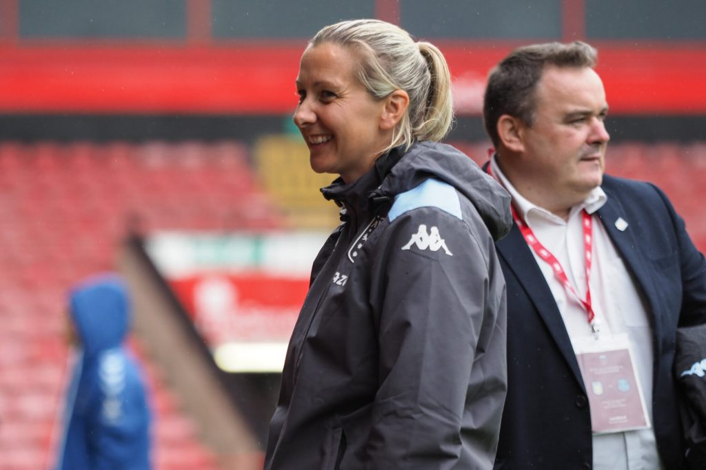 'She's the most underrated player in the WSL' – Aston Villa boss Ward hails defender Mayling