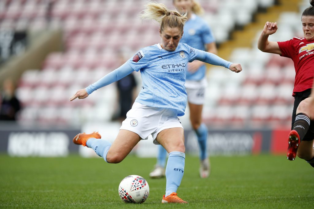 'It's the most prestigious competition' – Manchester City's Coombs reflects on UWCL growth